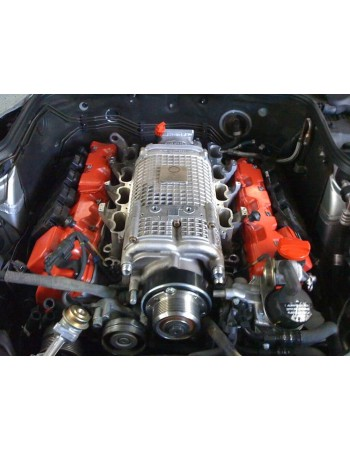 Valve Cover Powdercoating