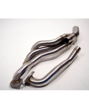 Agency Power Header and Section 1 Mid Pipes Mercedes-Benz C63 AMG