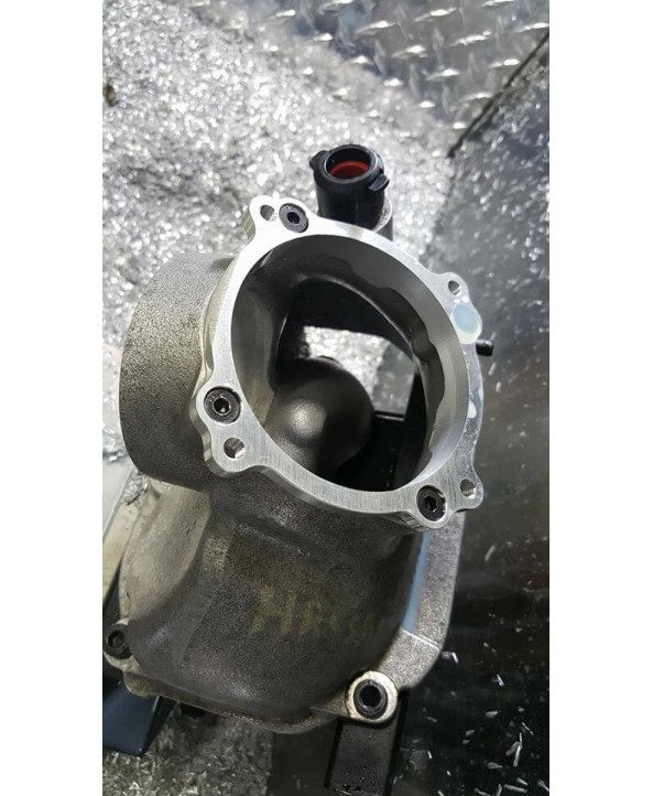 85mm Throttle Body supercharger inlet Snout Porting Service