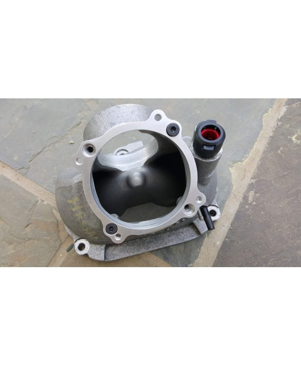 82mm Throttle Body supercharger inlet Snout Porting Service