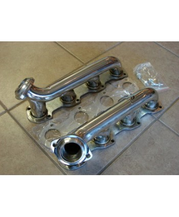 W210 E55 Short Headers M113. NON-KOMPRESSOR 00-03