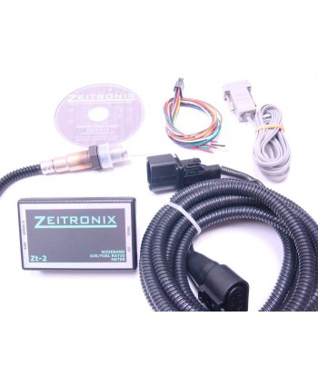 Zt-2 Wideband Controller datalogging system