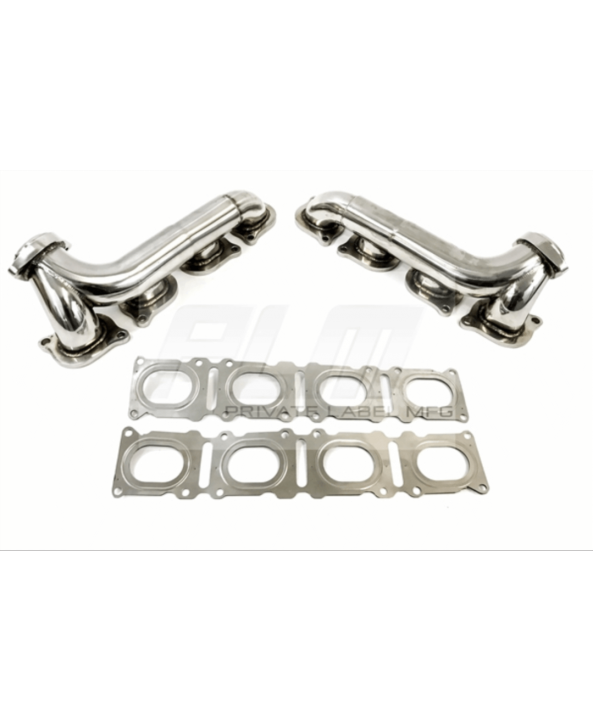 63 AMG series Shorty Headers (CLS63, C63, E63)