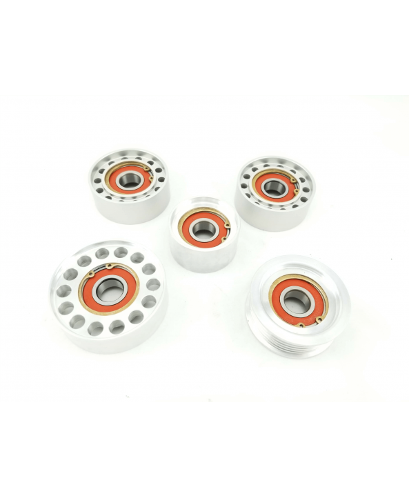 M156 5 Piece Pulley Set