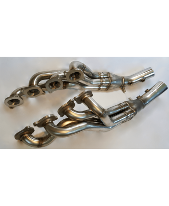 Vrp speed amg performance products vrp c63 longtube headers publicscrutiny Choice Image