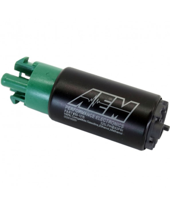 AEM 320lph High Flow In-Tank Fuel Pump E85