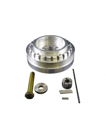 Billet Crank Pulley Kit M113