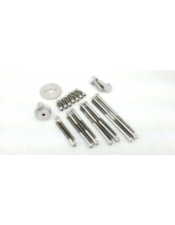 M113K Titanium Dress up bolt set