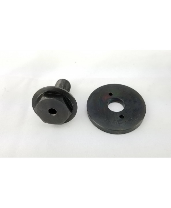 M113K Titanium Supercharger Pulley Bolt and Washer