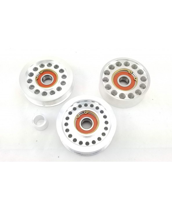 3 Piece Pulley Set