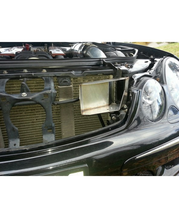W211 Intake Scoops