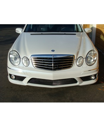 E63 front Bumper kit with Fog lights.