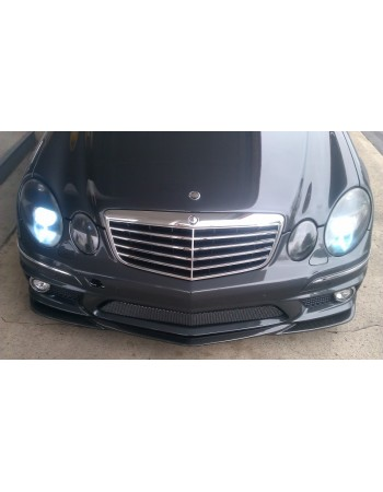 Godhand Style E63 Carbon Fiber Front lip