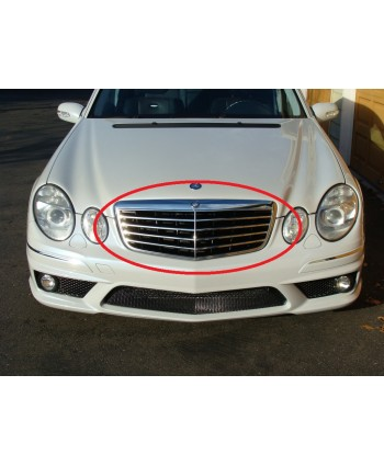 OEM Style E63 front grill