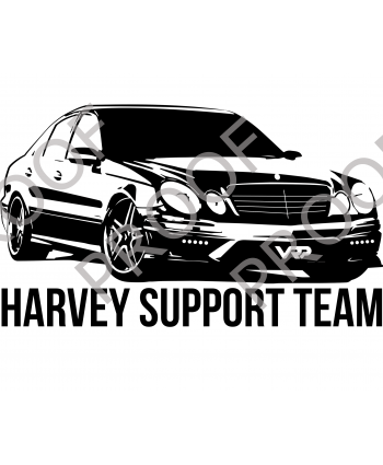 HARVEY SUPPORT TEAM SHIRT
