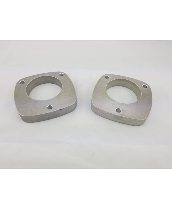 W163 Suspension Lift Plates / Spacers